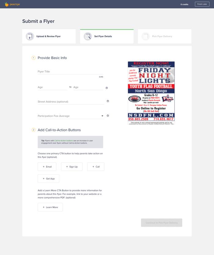 Org Portal_Submit a Flyer_Org_Set Flyer Details_v2